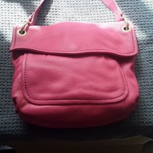 Hot Pink Fossil bag